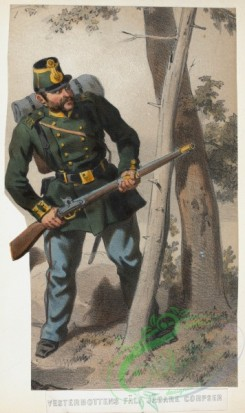 military_fashion-02287 - 109179-Norway and Sweden, 1862-1863