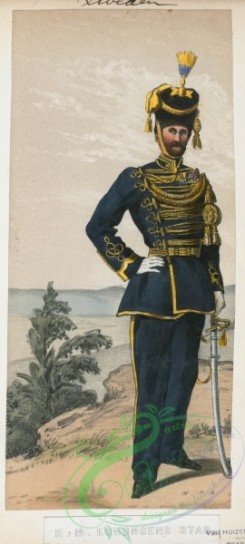 military_fashion-02293 - 109185-Norway and Sweden, 1862-1863