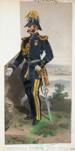 military_fashion-02296 - 109188-Norway and Sweden, 1862-1863