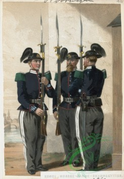 military_fashion-02308 - 109200-Norway and Sweden, 1862-1863