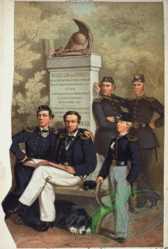 military_fashion-02333 - 109274-Norway and Sweden, 1865