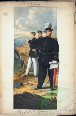 military_fashion-02349 - 109290-Norway and Sweden, 1866-1887