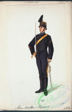 military_fashion-02372 - 109314-Norway and Sweden, 1866-1887