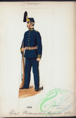 military_fashion-02393 - 109338-Norway and Sweden, 1888