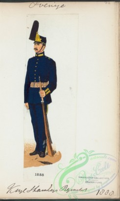 military_fashion-02398 - 109343-Norway and Sweden, 1888