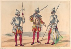 military_fashion-03617 - 100991-Spain, 1490-1536-Sargento, Arcabucero, Piquero. 1534