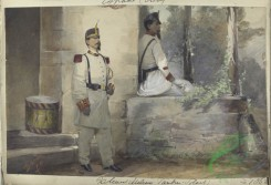 military_fashion-03905 - 104096-Spain, 1862-Cuba Kolonial Milicias. . 1862