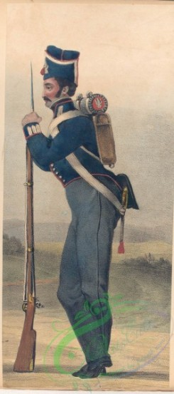 military_fashion-04182 - 104506-Spain, 1813-1814-s.n.) (Cazadorae)