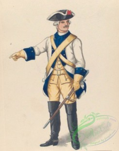 military_fashion-04472 - 106280-Spain, 1775-1780-Caball(ero) de linea. Reg-to de Penaranda. 1775