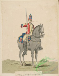 military_fashion-04718 - 112747-Great Britain. England, 1742, troop of horse grenadier guards