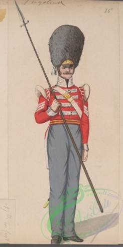 military_fashion-04764 - 113224-Great Britain, 1828, soldier