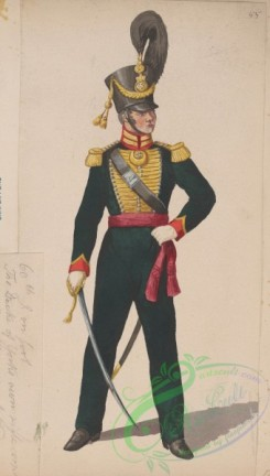 military_fashion-04769 - 113257-Great Britain, 1828, officer