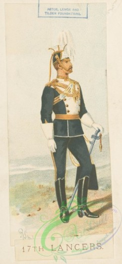 military_fashion-04877 - 116364-Great Britain, 1889-1896, lancers, officer