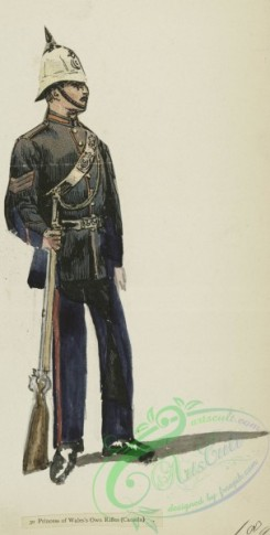 military_fashion-04958 - 116763-Great Britain, colonies-Princess of Wales's Own Rifles (Canada)