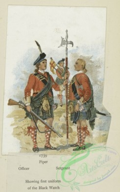 military_fashion-05040 - 200417-Great Britain. England, 1066-1741, highlander, piper, officer, sergeant