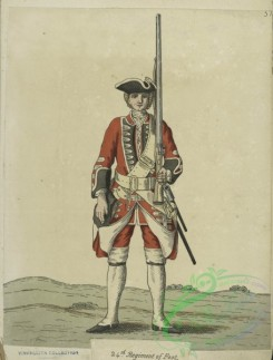 military_fashion-05064 - 200454-Great Britain. England, 1742, private infantry soldier