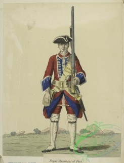 military_fashion-05079 - 200469-Great Britain. England, 1742, private infantry soldier