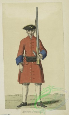 military_fashion-05103 - 200493-Great Britain. England, 1742, private infantry soldier