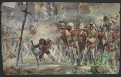military_fashion-05135 - 200531-Great Britain. England, 1743-1797, battle, shooting, wounder solder, group