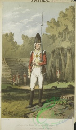 military_fashion-05140 - 200539-Great Britain. England, 1743-1797, private infantry soldier