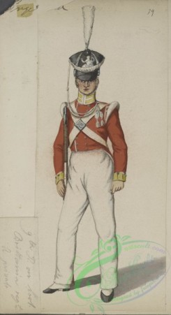 military_fashion-05283 - 200907-Great Britain, 1828, soldier
