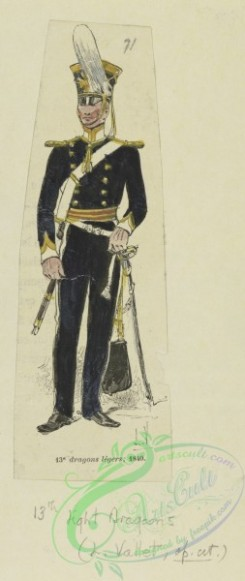 military_fashion-05371 - 201007-Great Britain, 1829-1845, light dragoons, officer