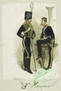 military_fashion-05523 - 201243-Great Britain, 1889-1896, officers, hussars