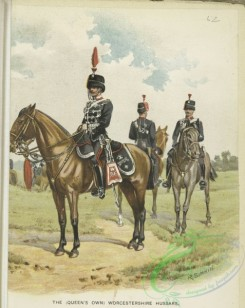 military_fashion-05609 - 201338-Great Britain, modern, cavalry, horse rider, officer