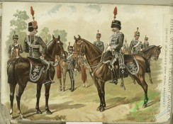 military_fashion-05624 - 201353-Great Britain, modern, cavalry, horse rider, officer
