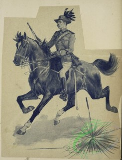 military_fashion-05786 - 201615-Great Britain, colonies, cavalry, horse rider, officer