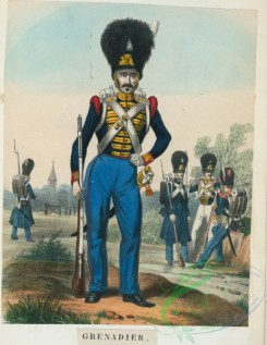 military_fashion-07627 - 100453-Netherlands, 1845-1846