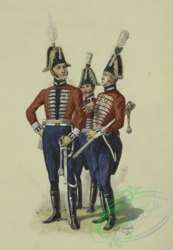 military_fashion-10089 - 210012-Italy, Kingdom of the Two Sicilies, 1817-1819