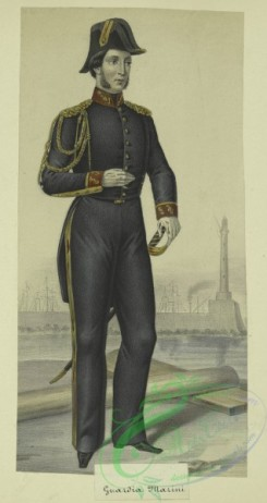 military_fashion-10347 - 300316-Italy, Kingdom of the Two Sicilies, 1854-1856