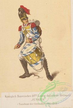 military_fashion-10923 - 117140-Germany, Bavaria, 1806-1809