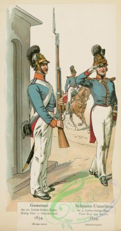 military_fashion-10955 - 117245-Germany, Bavaria, 1827-1834