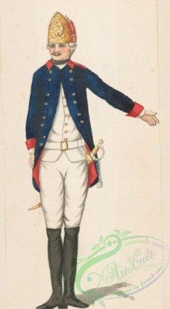 military_fashion-11149 - 118374-Germany, Prussia, 1785