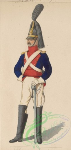 military_fashion-11488 - 120457-Germany, Wurtemberg. 1798-1799