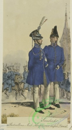 military_fashion-11827 - 201967-Germany, Bavaria, 1835-1837