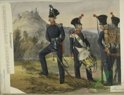 military_fashion-12117 - 202300-Germany, Hohenzollern, 1808-1849, Lubeck, 1750-1768