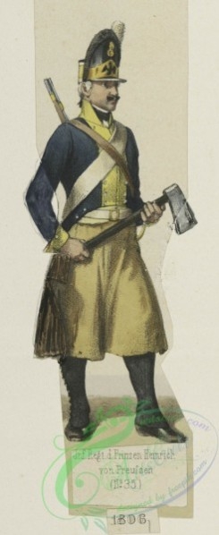 military_fashion-12731 - 203243-Germany, Prussia, 1806