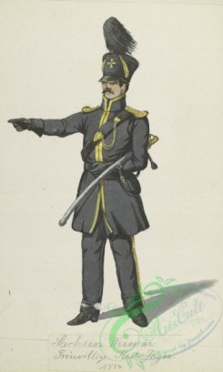 military_fashion-12908 - 203515-Germany, Saxe-Weimar Eisenach, 1813-1840