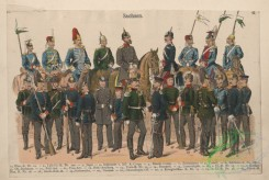 military_fashion-13409 - 204060-Germany, Saxony. 1896-1907