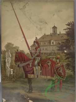 military_fashion-13441 - 204097-Germany, Saxony. Knights