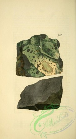 minerals-00204 - 268-Plumbago in the Rock [1878x3421]