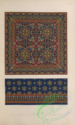 ornaments-00332 - 012-Carpets in the medi_val style designed by Pugin for Crace of London