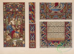 ornaments-00335 - 018-Specimens of stained glass by Lusson , by Gerente of Paris
