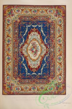 ornaments-00349 - 052-Axminster carpet by Watson, Bell, , co, of London