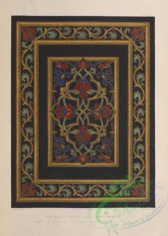 ornaments-00368 - 110-Book cover by french of Bolton-le-Moors, Lancashire