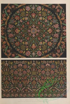 ornaments-00381 - 149-Indian embroidery on black cloth
