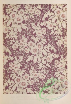 ornaments-00383 - 152-Figured silk manufactured by Campbell Harrison , Lloyd of Spitalfields, for Lewis , Allenby of London